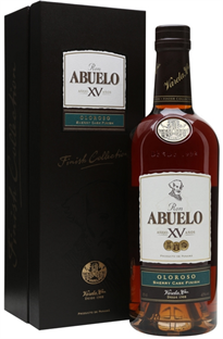 Ron Abuelo Rum Oloroso Sherry Cask Finish 750ml